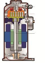 Daikin scroll compressor